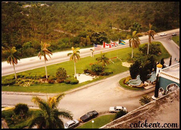 bahama princess tower view